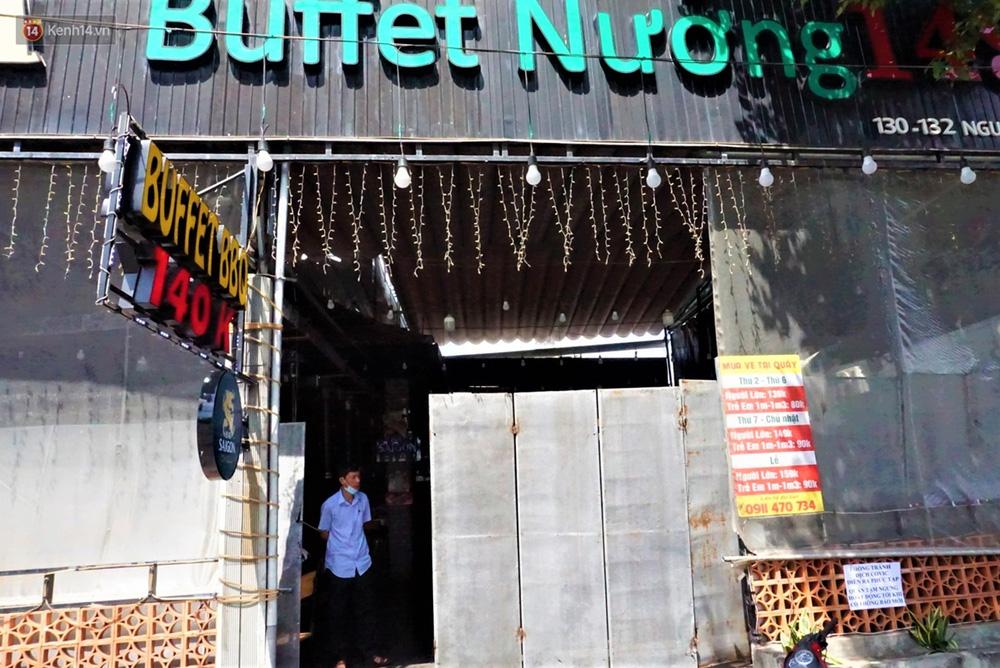 Chưa đến giờ G, nhiều hàng quán ở Đà Nẵng đã chủ động đóng cửa sớm để phòng dịch Covid-19 - Ảnh 7.