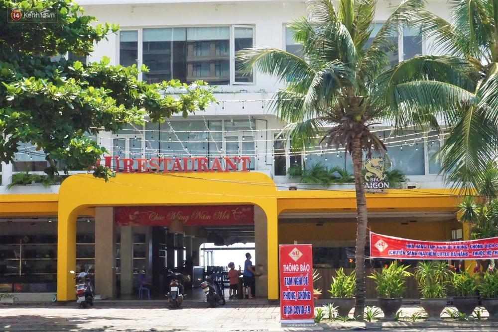 Chưa đến giờ G, nhiều hàng quán ở Đà Nẵng đã chủ động đóng cửa sớm để phòng dịch Covid-19 - Ảnh 4.