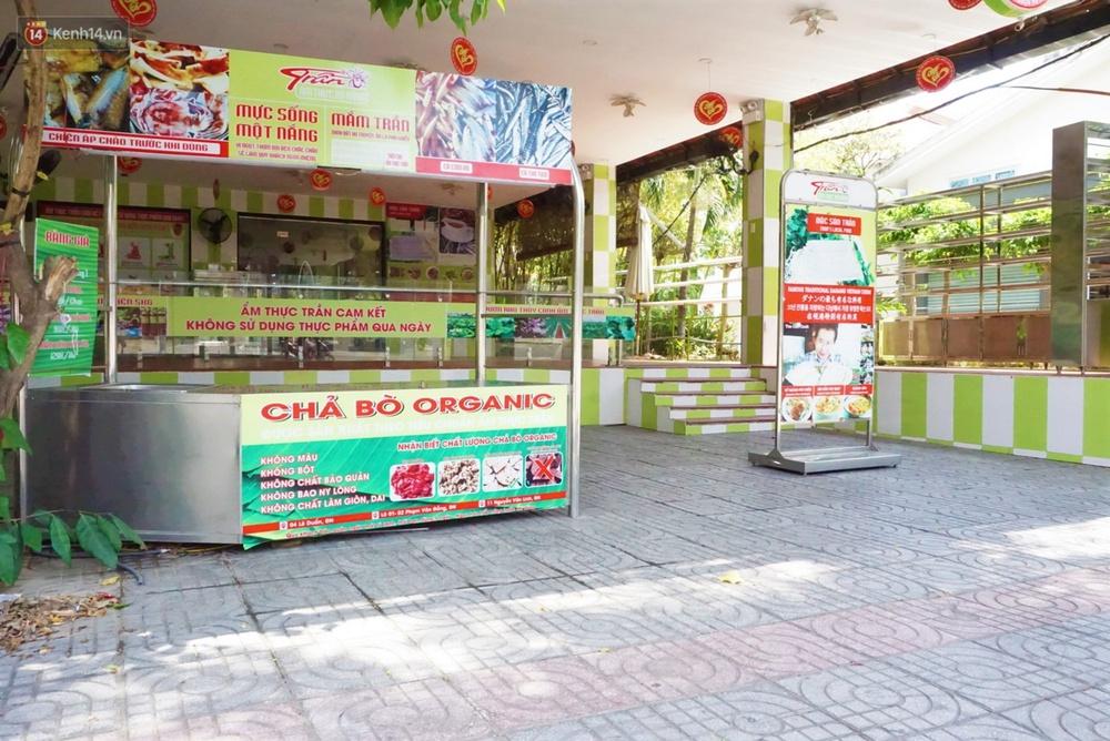 Chưa đến giờ G, nhiều hàng quán ở Đà Nẵng đã chủ động đóng cửa sớm để phòng dịch Covid-19 - Ảnh 11.
