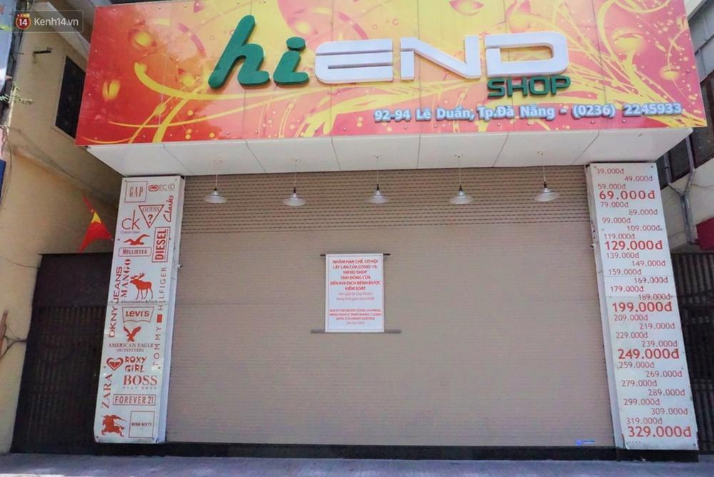 Chưa đến giờ G, nhiều hàng quán ở Đà Nẵng đã chủ động đóng cửa sớm để phòng dịch Covid-19 - Ảnh 9.