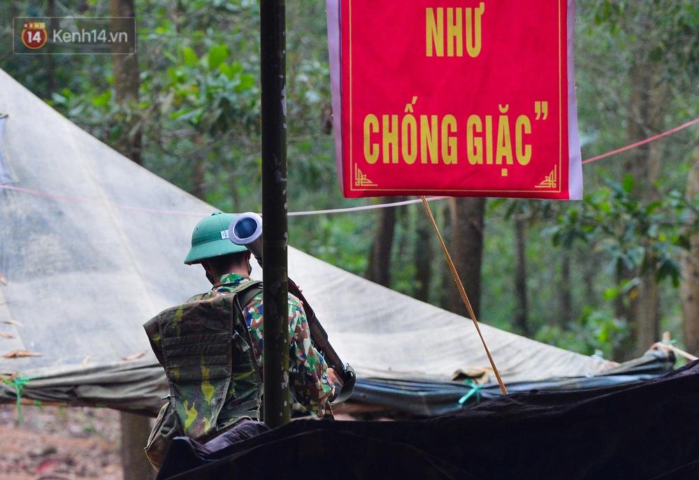 Cuộc hành quân thần tốc trong đêm của chiến sĩ Bắc Giang để nhường doanh trại cho người dân cách ly - Ảnh 10.