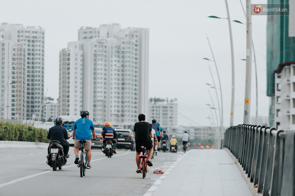 Chuyện không tưởng: Người Sài Gòn đang có trào lưu chạy xe đạp bạc triệu giữa mùa dịch, đầu tư không kém mấy tay đua ở Tour de France - Ảnh 5.