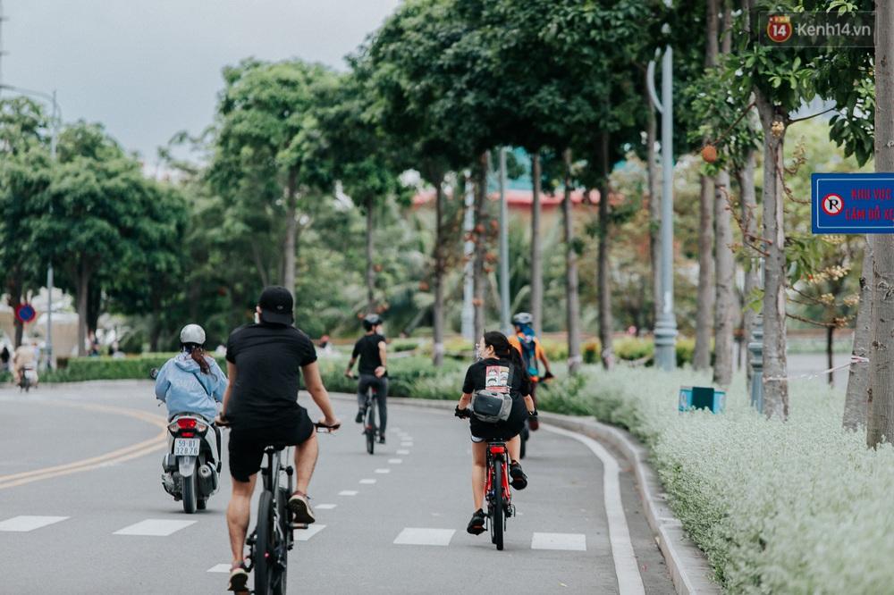 Chuyện không tưởng: Người Sài Gòn đang có trào lưu chạy xe đạp bạc triệu giữa mùa dịch, đầu tư không kém mấy tay đua ở Tour de France - Ảnh 4.