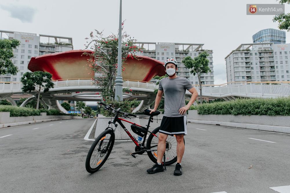 Chuyện không tưởng: Người Sài Gòn đang có trào lưu chạy xe đạp bạc triệu giữa mùa dịch, đầu tư không kém mấy tay đua ở Tour de France - Ảnh 22.