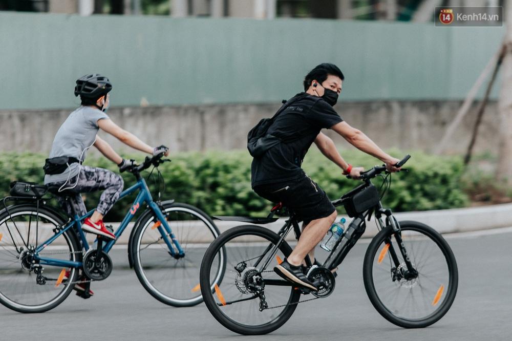 Chuyện không tưởng: Người Sài Gòn đang có trào lưu chạy xe đạp bạc triệu giữa mùa dịch, đầu tư không kém mấy tay đua ở Tour de France - Ảnh 7.