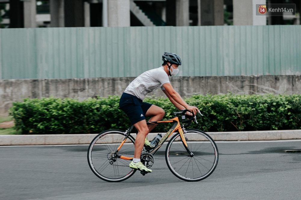 Chuyện không tưởng: Người Sài Gòn đang có trào lưu chạy xe đạp bạc triệu giữa mùa dịch, đầu tư không kém mấy tay đua ở Tour de France - Ảnh 8.