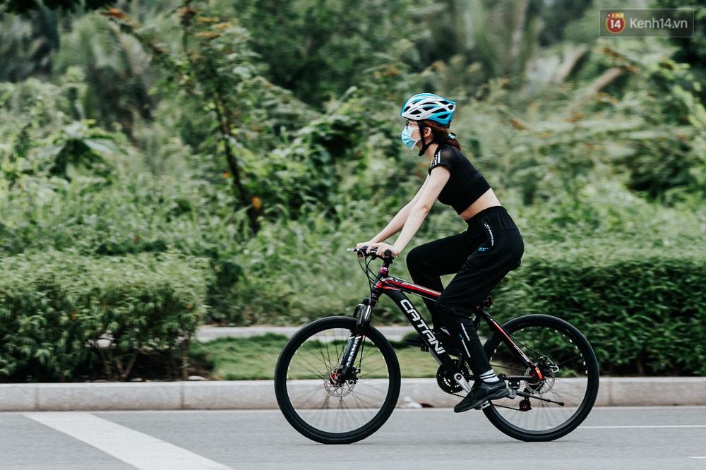 Chuyện không tưởng: Người Sài Gòn đang có trào lưu chạy xe đạp bạc triệu giữa mùa dịch, đầu tư không kém mấy tay đua ở Tour de France - Ảnh 26.