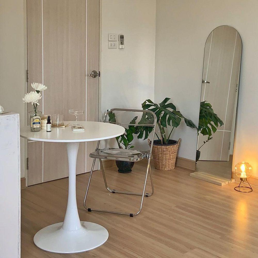 Gái xinh decor căn hộ theo style sinh viên, Instagram tràn ngập ảnh khoe nhà ngắm góc nào cũng thấy cưng - Ảnh 3.