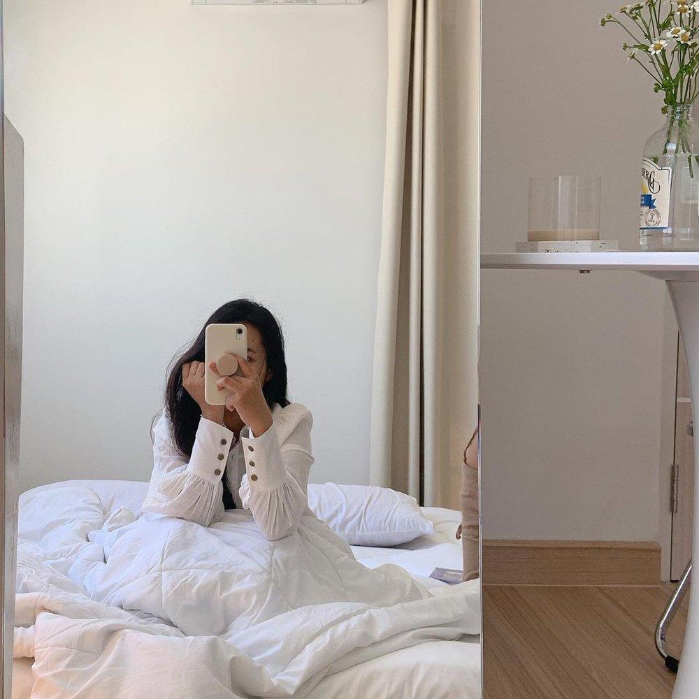 Gái xinh decor căn hộ theo style sinh viên, Instagram tràn ngập ảnh khoe nhà ngắm góc nào cũng thấy cưng - Ảnh 7.