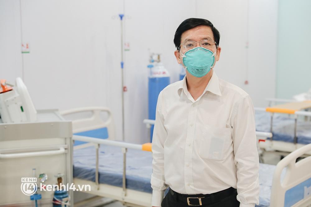 Cận cảnh bệnh viện dã chiến số 5 tại Thuận Kiều Plaza trước ngày hoạt động - Ảnh 9.