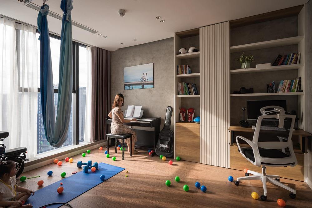Vợ chồng trẻ chốt căn hộ duplex sau 5 năm phấn đấu, tham gia từ khâu từ thiết kế đến thi công để tiết kiệm tối đa chi phí - Ảnh 6.