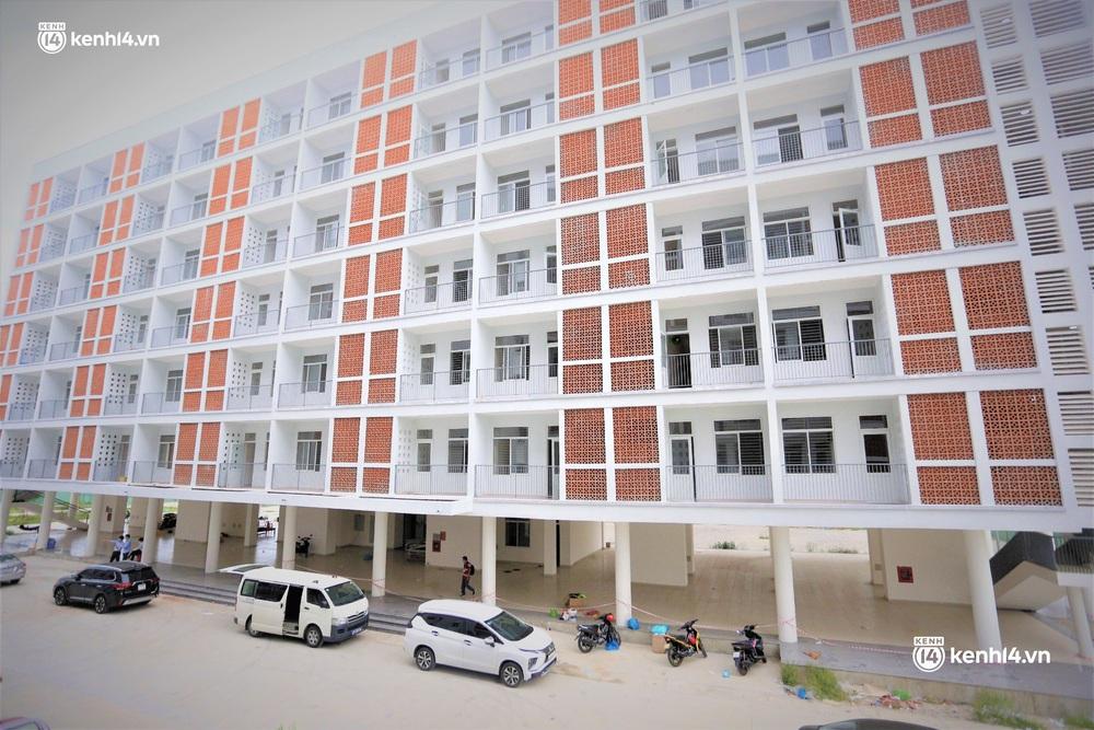 Ảnh: Cận cảnh Bệnh viện dã chiến số 1 điều trị bệnh nhân COVID-19 ở Đà Nẵng - Ảnh 20.