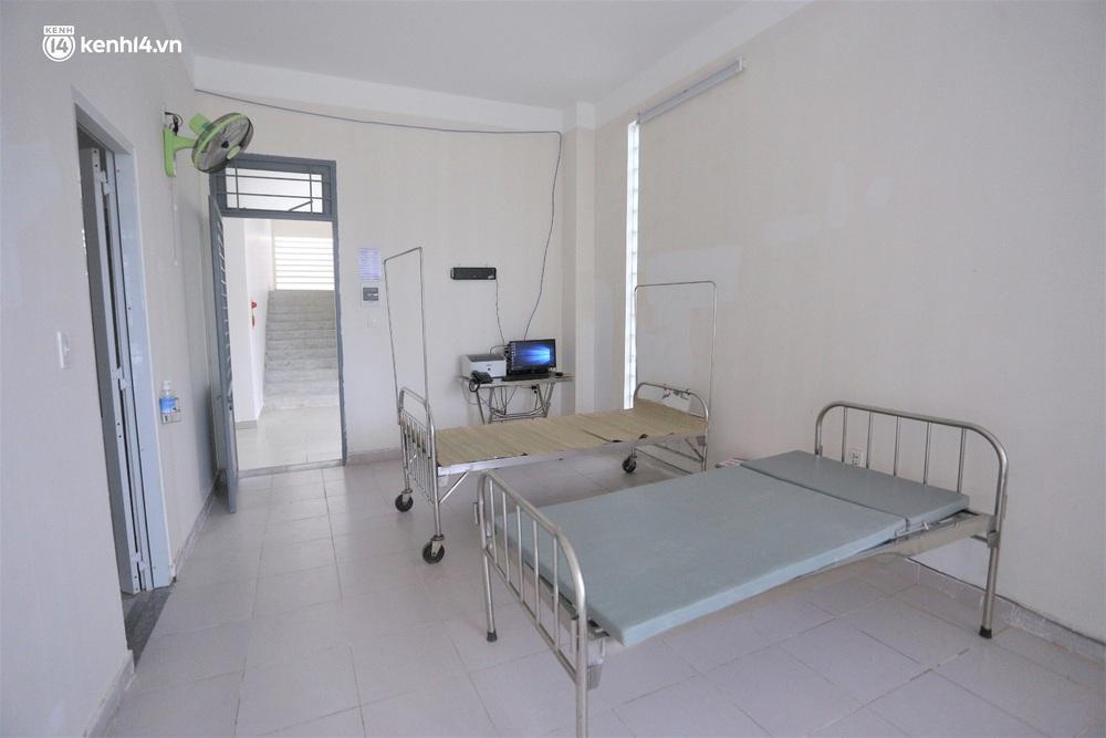 Ảnh: Cận cảnh Bệnh viện dã chiến số 1 điều trị bệnh nhân COVID-19 ở Đà Nẵng - Ảnh 10.