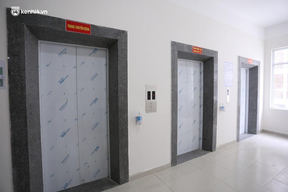 Ảnh: Cận cảnh Bệnh viện dã chiến số 1 điều trị bệnh nhân COVID-19 ở Đà Nẵng - Ảnh 14.