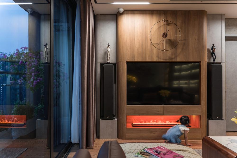 Vợ chồng trẻ chốt căn hộ duplex sau 5 năm phấn đấu, tham gia từ khâu từ thiết kế đến thi công để tiết kiệm tối đa chi phí - Ảnh 2.