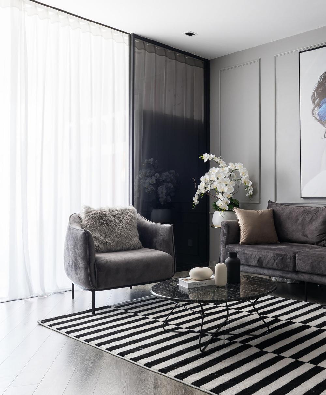 Gái 9X tậu căn hộ 95m2: Chọn toàn tông màu cá tính chất lừ, đồ nội thất tinh xảo nhìn là biết có gu - Ảnh 3.