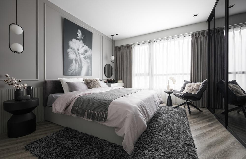 Gái 9X tậu căn hộ 95m2: Chọn toàn tông màu cá tính chất lừ, đồ nội thất tinh xảo nhìn là biết có gu - Ảnh 5.