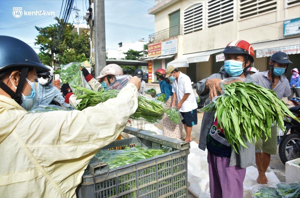 """Giữa cơn """"bão giá"""", anh nông dân mất 2 tay vẫn bán rau sạch siêu rẻ cho bà con Đà Nẵng: """"Đâu nhất thiết phải làm giàu trong dịch bệnh"""" - Ảnh 3."""