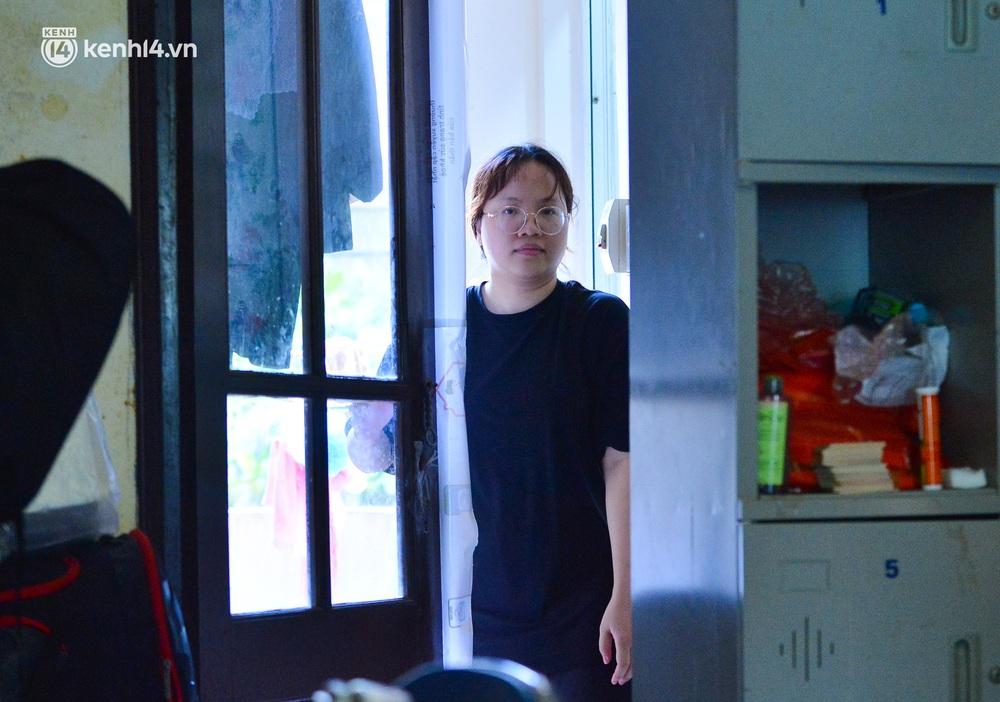 Cuộc sống những sinh viên mắc kẹt ở Hà Nội vì dịch Covid-19: Nhớ quê nhà nhưng chuẩn bị tâm lý nếu tiếp tục giãn cách - Ảnh 10.