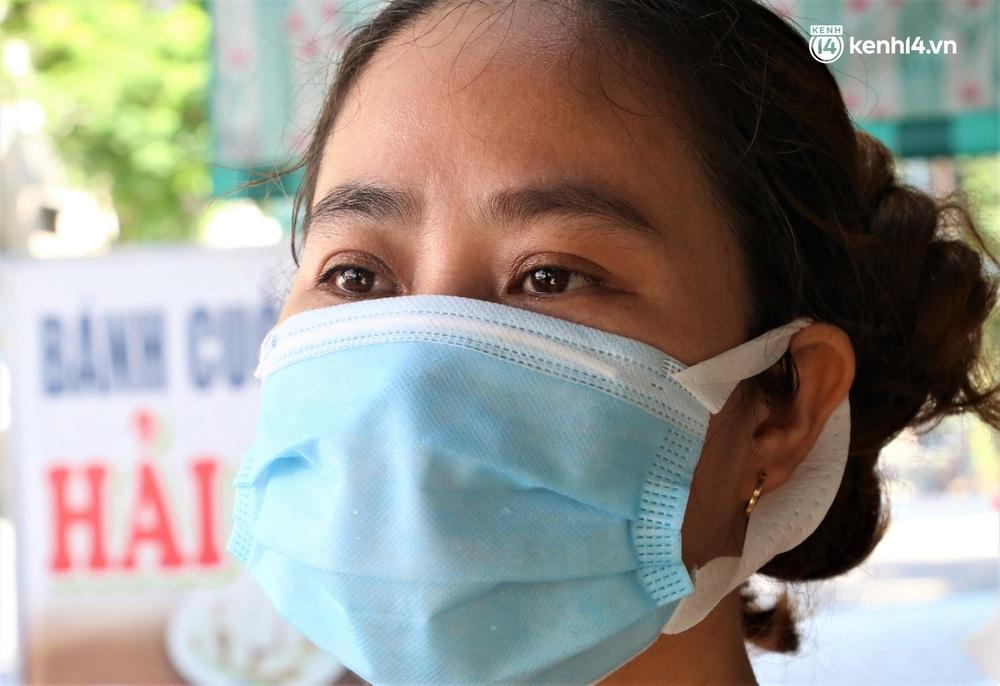 Ảnh: Chủ quán ăn ở Đà Nẵng rơm rớm nước mắt vì mừng, người dân vùng xanh phấn khởi chia tay những bữa sáng... mì tôm - Ảnh 6.