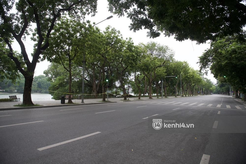 Ảnh: Ngày Quốc khánh đặc biệt giữa thời điểm Hà Nội thực hiện giãn cách xã hội - Ảnh 7.