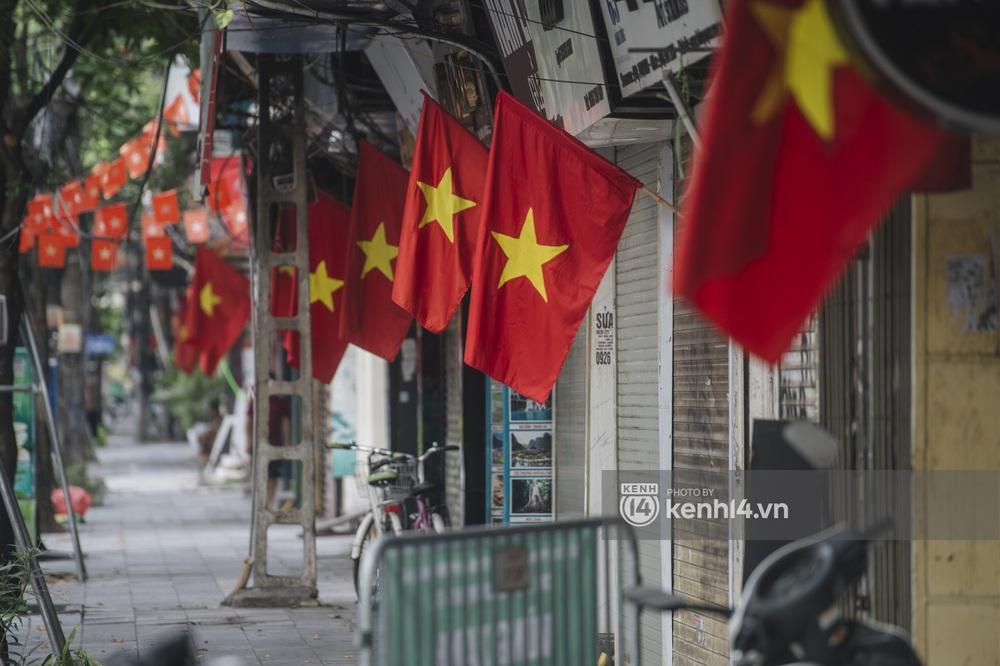 Ngày Quốc khánh đặc biệt: Cả Hà Nội, Sài Gòn và Đà Nẵng đều lặng yên, đồng lòng chiến thắng đại dịch - Ảnh 2.