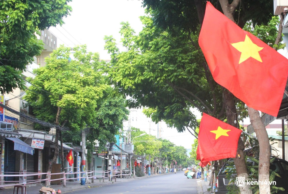 Ngày Quốc khánh đặc biệt: Cả Hà Nội, Sài Gòn và Đà Nẵng đều lặng yên, đồng lòng chiến thắng đại dịch - Ảnh 32.