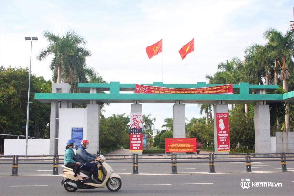 Ngày Quốc khánh đặc biệt: Cả Hà Nội, Sài Gòn và Đà Nẵng đều lặng yên, đồng lòng chiến thắng đại dịch - Ảnh 29.