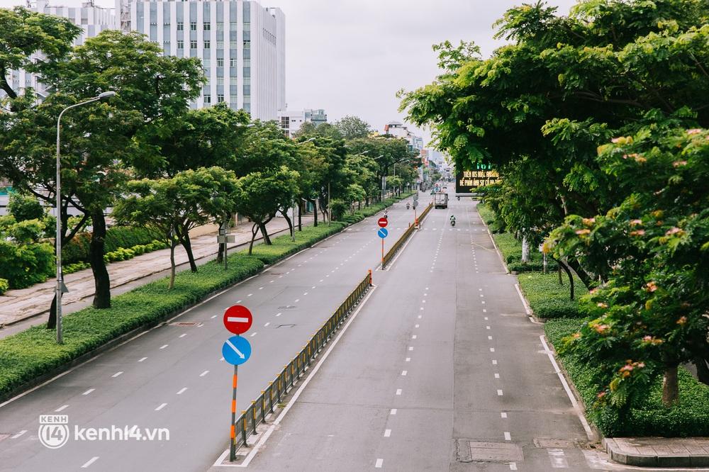 Ngày Quốc khánh đặc biệt: Cả Hà Nội, Sài Gòn và Đà Nẵng đều lặng yên, đồng lòng chiến thắng đại dịch - Ảnh 17.