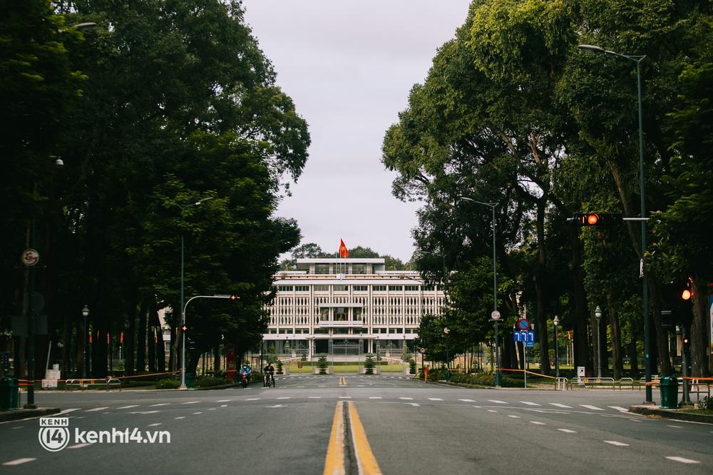 Ngày Quốc khánh đặc biệt: Cả Hà Nội, Sài Gòn và Đà Nẵng đều lặng yên, đồng lòng chiến thắng đại dịch - Ảnh 20.