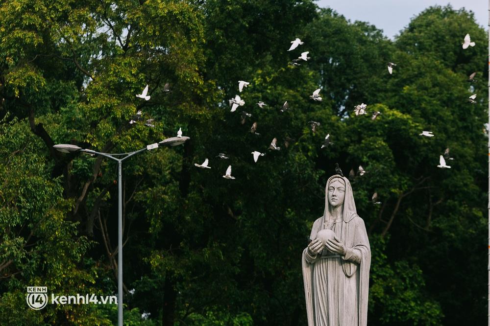 Ngày Quốc khánh đặc biệt: Cả Hà Nội, Sài Gòn và Đà Nẵng đều lặng yên, đồng lòng chiến thắng đại dịch - Ảnh 21.