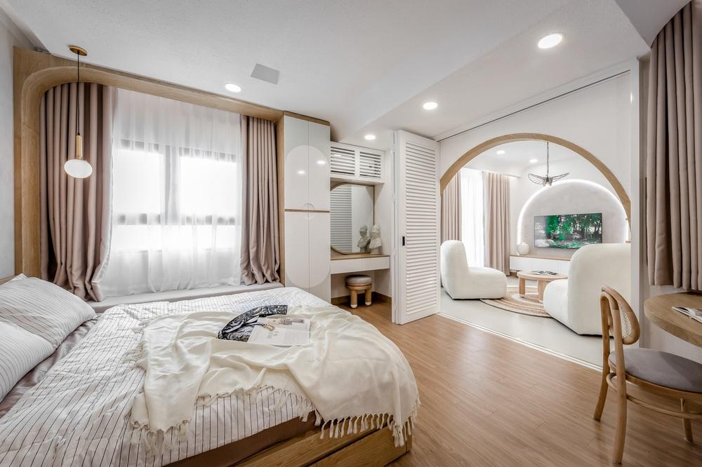 Bỏ 900 triệu thiết kế căn hộ, 8x xứng đáng nhận điểm 10 vì góc nào cũng đẹp như showroom - Ảnh 10.