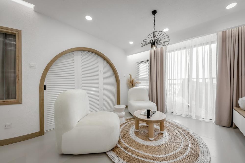 Bỏ 900 triệu thiết kế căn hộ, 8x xứng đáng nhận điểm 10 vì góc nào cũng đẹp như showroom - Ảnh 3.
