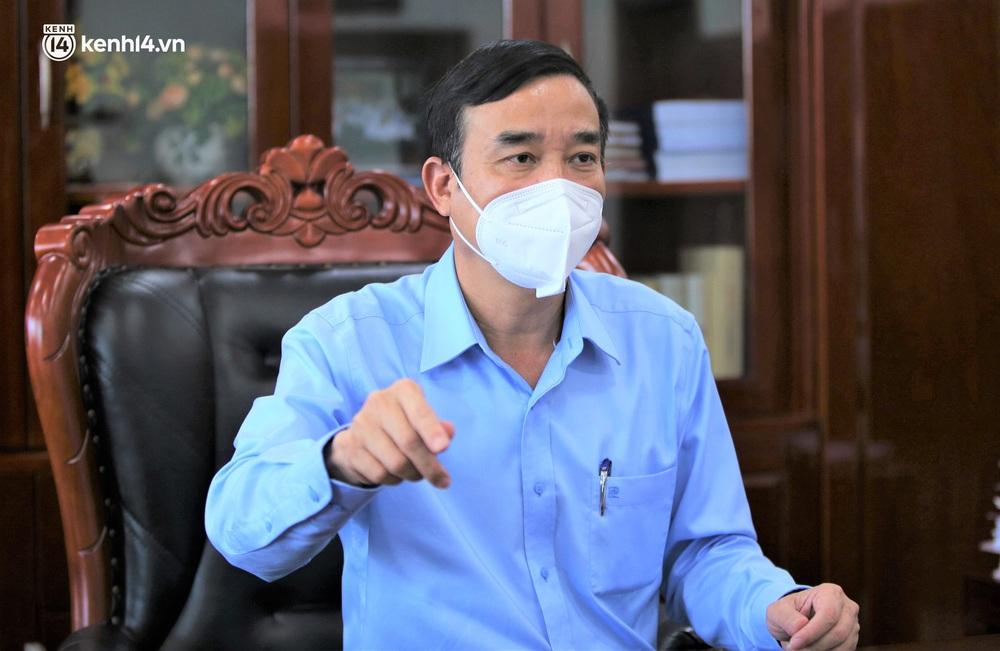 Chủ tịch Đà Nẵng nói gì về tình hình dịch Covid-19 hiện nay tại thành phố? - Ảnh 1.