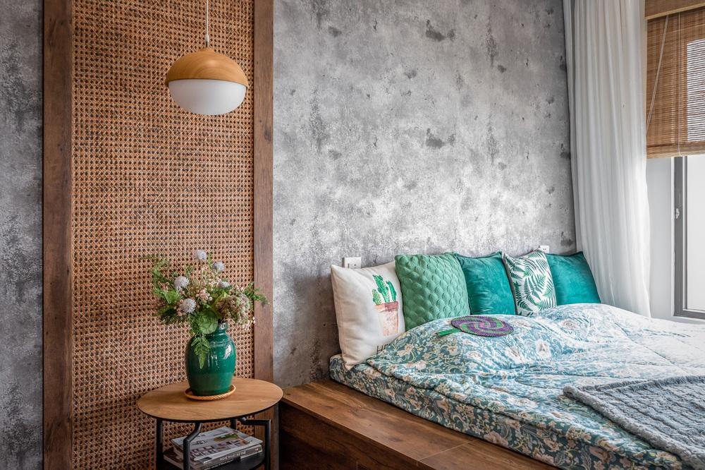 Cặp vợ chồng thiết kế căn hộ Vinhomes Grand Park theo phong cách Rustic mộc mạc, góc nào cũng bình yên đến lạ! - Ảnh 9.