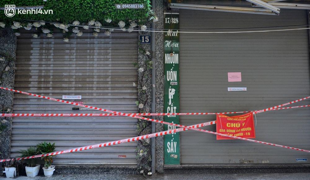 Hà Nội: Đi từng ngõ, ngách phun khử khuẩn tại ổ dịch Thanh Xuân Trung chuẩn bị đón hơn 1.100 người trở về - Ảnh 5.