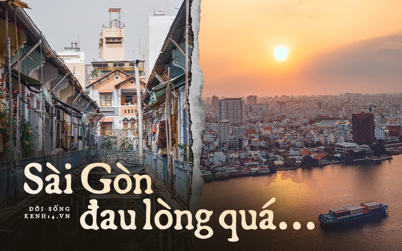 Chia tay rồi mới hiểu: Sài Gòn có thể đau lòng đến thế, khi nơi nào cũng là kỷ niệm với một người mình từng thương thiệt nhiều...