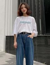 Lười mix đồ đến đâu thì bạn cũng mặc đẹp với áo phông tay lỡ, ăn diện đơn giản mà trông vẫn cá tính ra trò
