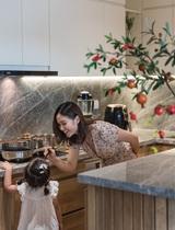 Vợ chồng trẻ chốt căn hộ duplex sau 5 năm phấn đấu, tự làm từng khâu từ thiết kế đến thi công để tiết kiệm tối đa chi phí