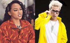 """Richchoi công khai đả kích Kimmese: """"Chị nên đầu tư lyrics, không sẽ giống cái điều khiển hỏng"""""""