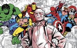 """""""Di sản"""" 12 nhân vật truyện tranh nổi tiếng được sáng tạo bởi """"cha đẻ"""" Marvel Stan Lee"""