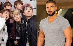 """BTS văng khỏi Top 10 Billboard Hot 100, Drake trở thành nam nghệ sĩ bám #1 """"dai"""" thứ nhì lịch sử"""