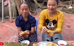 """Giữa """"giông bão"""" lùm xùm, Bà Tân Vlog vẫn ra clip mới, đại diện truyền thông tiết lộ không dám cho bà đọc bất cứ bình luận nào"""