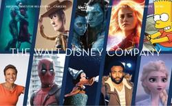 Hàng loạt phim đình đám nhà Fox về với trang chủ Disney ngay sau vụ sáp nhập bạc tỉ hoàn tất
