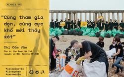 """""""Thử thách dọn rác"""" đang thay đổi tất cả: Không còn xấu hổ, chúng ta tự hào và tự tin hơn"""
