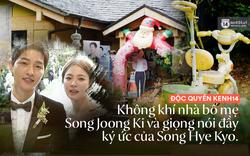 Độc quyền từ Hàn Quốc: Nhà bố mẹ Song Song vẫn văng vẳng giọng nói Song Hye Kyo, chiếc xe trẻ con yên bình giữa bão ly dị