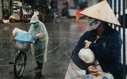 """Mưa lớn khiến máy """"ATM"""" tạm ngưng nhả gạo, nhưng người nghèo Sài Gòn vẫn nhận được gạo tình thương"""