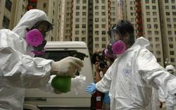 Siết chặt các cửa khẩu đề phòng dịch viêm phổi cấp từ Trung Quốc vào Việt Nam