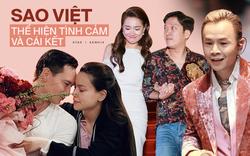 Sao Việt thể hiện tình cảm nơi đông người và cái kết: Binz - Kim Lý được khen hết lời, riêng Trường Giang quay ngay vào ô mất lượt!