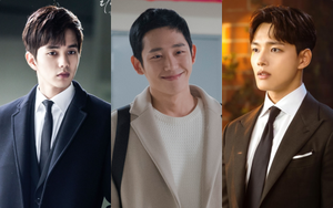 [K-Drama]: 5 handsome guys love older sisters in Korean films